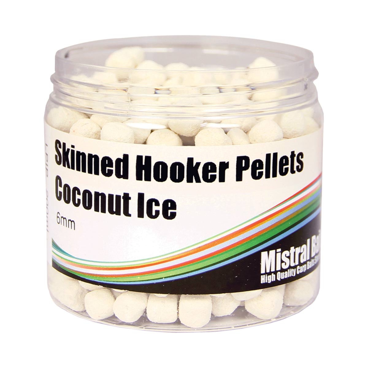 Coconut Ice Skinned Hooker Pellets