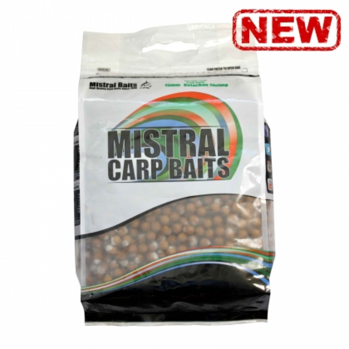 Frozen Belachan Shrimp 15mm boilies